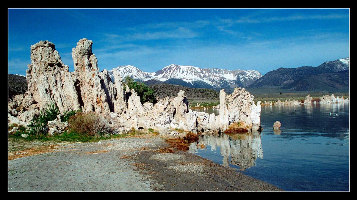 Mono-lake